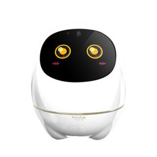 科大讯飞(iFLYTEK)阿尔法大蛋TYR100儿童教育智能机器人早教玩具视频通话监控家电控制