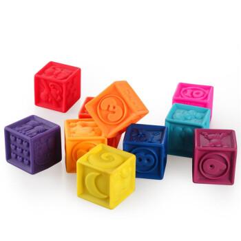 B.Toys B-042 数字软胶积木