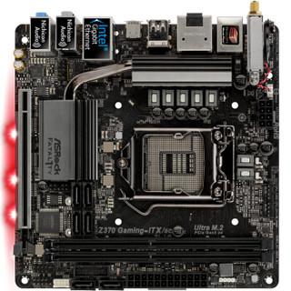 ASRock 华擎 Z370 Gaming-ITX/ac 主板( Intel Z370/LGA 1151 )