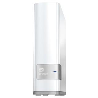 西部数据(WD) My Cloud 西数云 网络存储3TB NAS 3.5英寸WDBCTL0030HWT-CESN