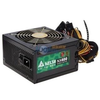.台达 额定400W NX400 电源