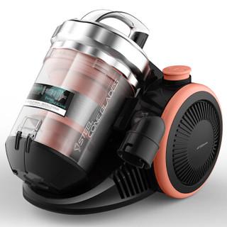 德尔玛(Deerma)208E 家用无耗材卧式吸尘器