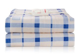 Rainbow 彩虹 彩虹电热毯( 长1.5米宽1.2米)双人电褥子安全调温型无纺布电毯子1216AA-C型号TT150×120-4X