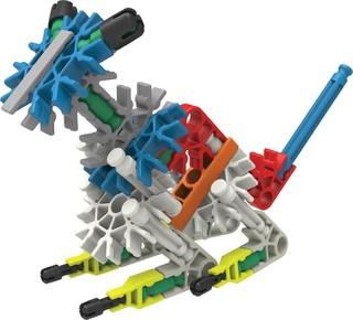 k'nex 科乐思 52 Model Building Set 想像力模型建筑套装 618片