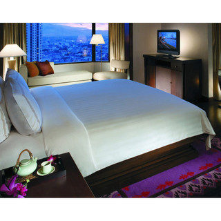 历史新低、中亚Prime会员 : KING KOIL 金可儿 圣瑞吉酒店套房款 海蓝 双人弹簧床垫 1.8*2m