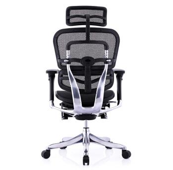 Ergonor 保友办公家具 人体工学电脑椅 金豪+E 标配+舒躺宝