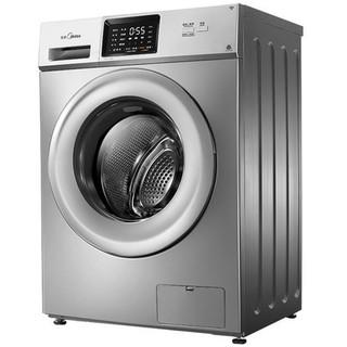 Midea 美的 MG80-1421WDXS 8公斤 变频 滚筒洗衣机