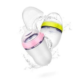 COMOTOMO 可么多么 硅胶奶瓶大小套装 250ml+150ml