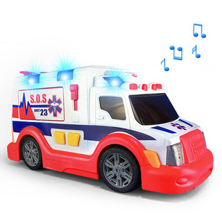 SIMBA 仙霸 迪奇120 救护车模