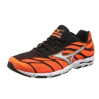 中亚Prime会员、限UK6码 : Mizuno 美津浓 Wave Hitogami 3 男款跑鞋
