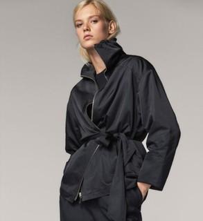 Massimo Dutti 06720750800 女士派克外套