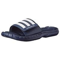 凑单品、限尺码 : adidas 阿迪达斯 Superstar 3G Slide 拖鞋
