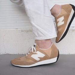 árabe Contorno rumor  new balance U320系列U320BB 女款复古运动跑鞋-什么值得买