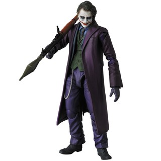 MEDICOM TOY MAFEX  THE JOKER小丑  ABS&ATBC-PVC可动手办