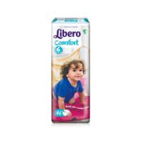 Libero 丽贝乐 婴儿纸尿裤 加大号尿不湿 XL46片