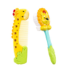 Sassy 丛林动物 牙刷梳子套装