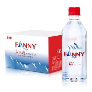 限地区 : FANNYBAY 芬尼湾 冰川饮天然水 350ml*12瓶