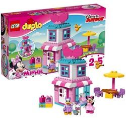 LEGO 乐高 Duplo 得宝系列 10844 米妮的蝴蝶结精品店
