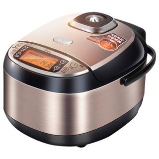 美的(Midea)电饭煲WFZ4099 IH电磁加热 1250W大火力 钛金釜内胆4L电饭锅