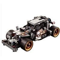 LEGO 乐高 Technic 科技系列 42046 狂野赛车