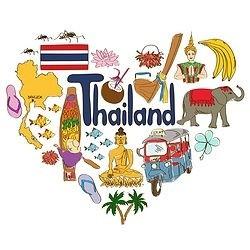 泰国个人旅游签