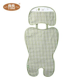 L-LIANG 良良 婴儿苎麻凉席 80*40cm *3件 +凑单品
