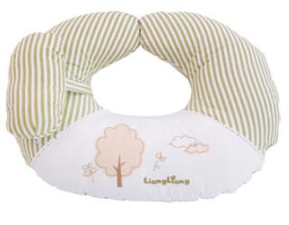 L-LIANG 良良 孕妇护腰哺乳枕 竹碳U形款 70*55*8cm