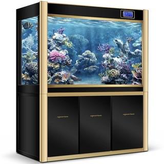 奇溢自然 K50FX-HD  中型大型水族箱 1.5米黑色底滤