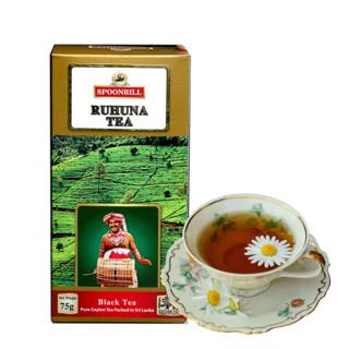 SPOONBILL 斯里兰卡 HL-S08 锡兰红茶 卢哈纳红茶 90g