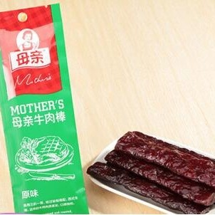 历史低价 : 母亲 牛肉棒 原味 22g
