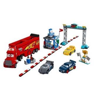 LEGO 乐高 小拼砌师系列 10745 佛罗里达500终极赛