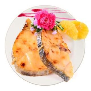 蓝雪 冷冻阿拉斯加太平洋真鳕鱼扒 300g 2-3块 袋装 火锅食材 海鲜水产