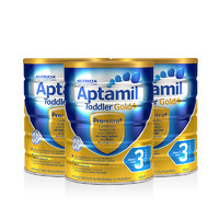 Aptamil 澳洲爱他 美金装婴幼儿奶粉三段 *3件