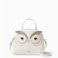 kate spade NEW YORK star bright owl small lottie 女士斜挎包