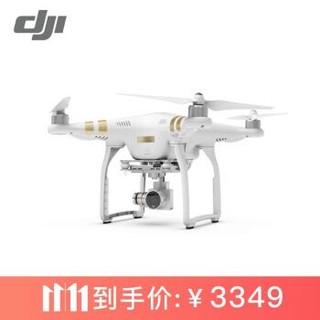 大疆(DJI)精灵Phantom 3 SE 4K智能航拍无人机 入门良选