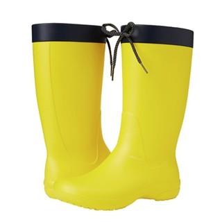 限尺码、中亚Prime会员 : crocs 卡骆驰 Freesail 女士短筒雨靴