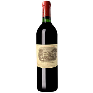 LAFITE ROTHSCHILD 拉菲 干红葡萄酒 1982年 750ml