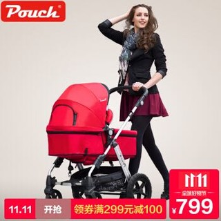 POUCH P68 精英版 婴儿推车