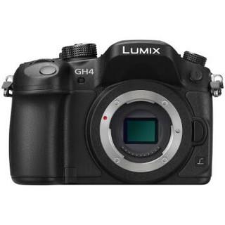 松下数码相机(Panasonic) Lumix DMC-GH4 微型单电相机 4K 视频拍摄利器