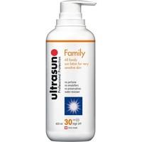 銀聯爆品日:ultrasun U佳 防曬霜 SPF30 家庭裝型 400ml