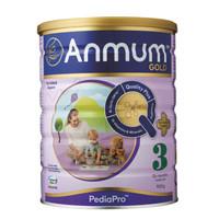 ANMUM 安满 连动配方 婴儿奶粉 3段 900g *5件