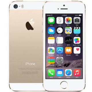 Apple iPhone 5s (A1530) 16GB 金色 移动联通4G手机