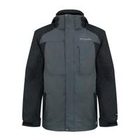 限尺码:Columbia 哥伦比亚 PM7801 男士户外三合一冲锋衣 *2件