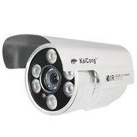 KaiCong 凯聪 红外监控摄像机 套装 S421C Suit 8mm 套装 镜头 电源 支架 20米成品线