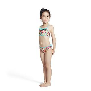 SPEEDO 速比涛 611511 女童 分体泳衣