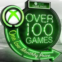 Xbox Game Pass 1个月会员服务 土耳其服