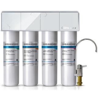 佳尼特(CHANITEX)CU-A4 五重过滤 超滤净水机+凑单品
