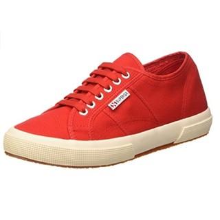 中亚Prime会员 : SUPERGA 2750系列 S000010 女士休闲帆布鞋