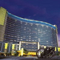 周末亲子游: 天津万丽泰达酒店2晚+亲子早晚餐+极地海洋世界门票2张+方特欢乐世界门票2张