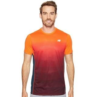 凑单品、历史新低 : new balance Accelerate 男款运动短袖